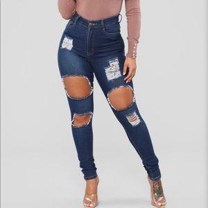 Fashionova Need Something Jeans